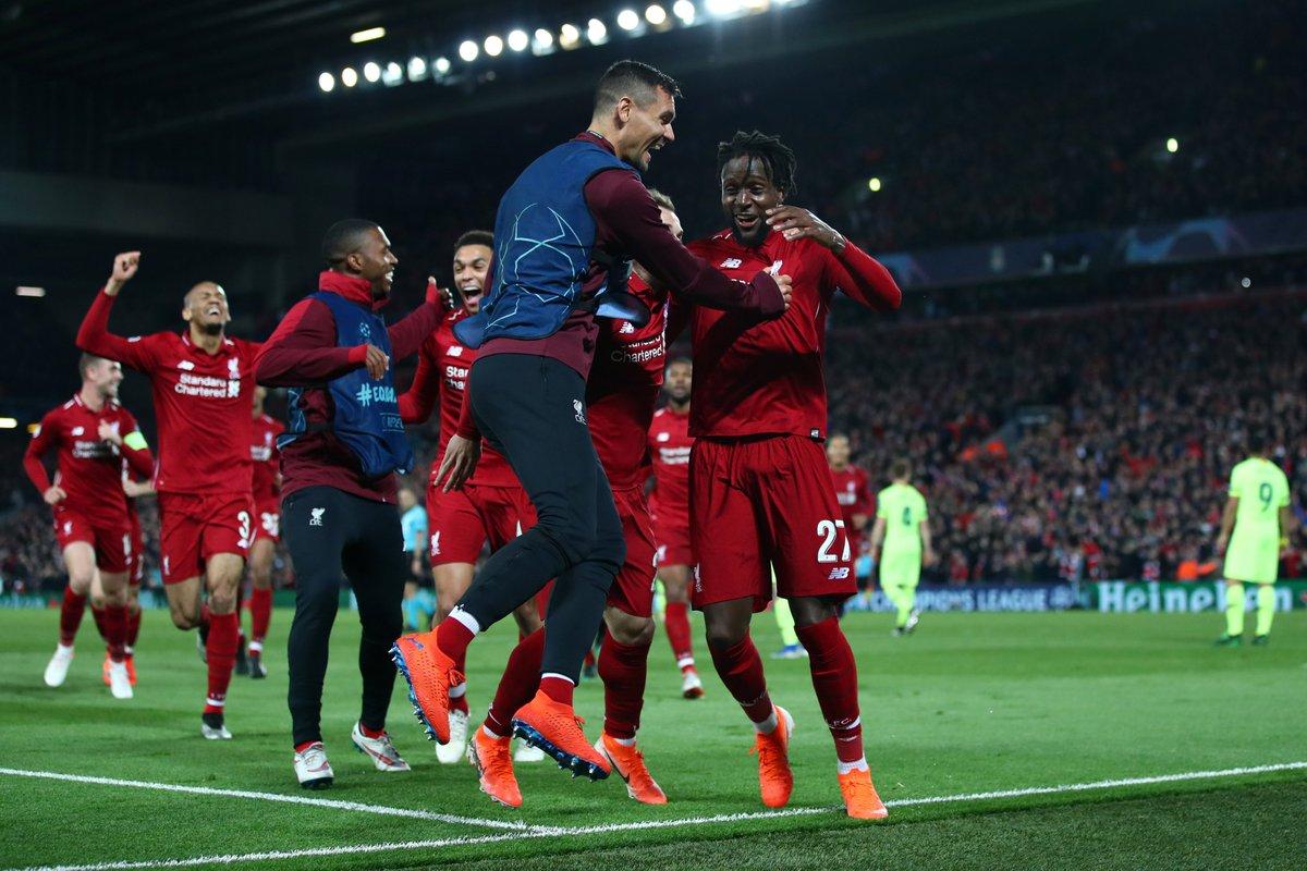 Ливерпуль - Барселона 4:0. Поход за чудом, или Пешеходам не всегда преимущество - изображение 5