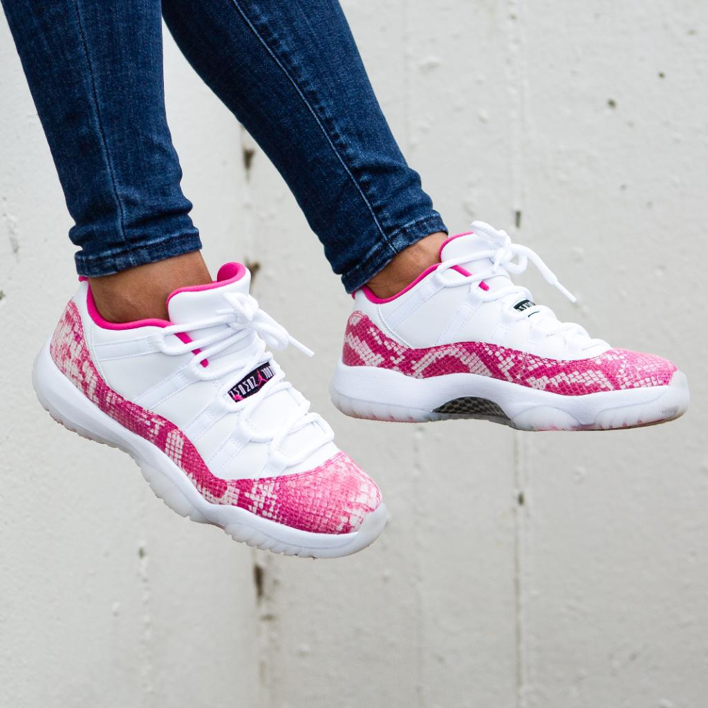 2179c53b33d40b new just dropped the wmns jordan retro 11 low is avail online amp in select  stores