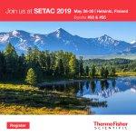 Image for the Tweet beginning: Attending SETAC 2019? Register now