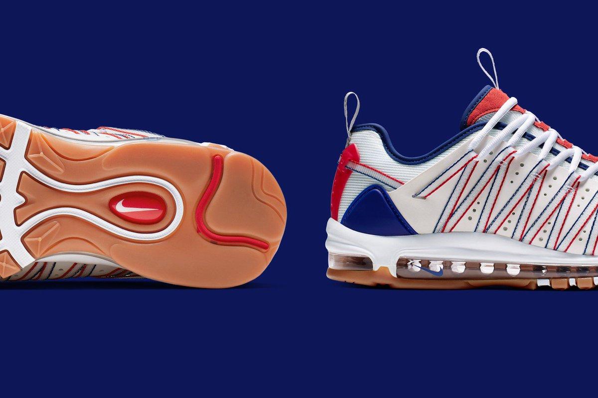 75d167ec8a Nike x CLOT Air Max 97 / Haven . ONLINE NOW . Link : https://noirfonce.eu/collections/nike  …pic.twitter.com/6RLHkeP6GW