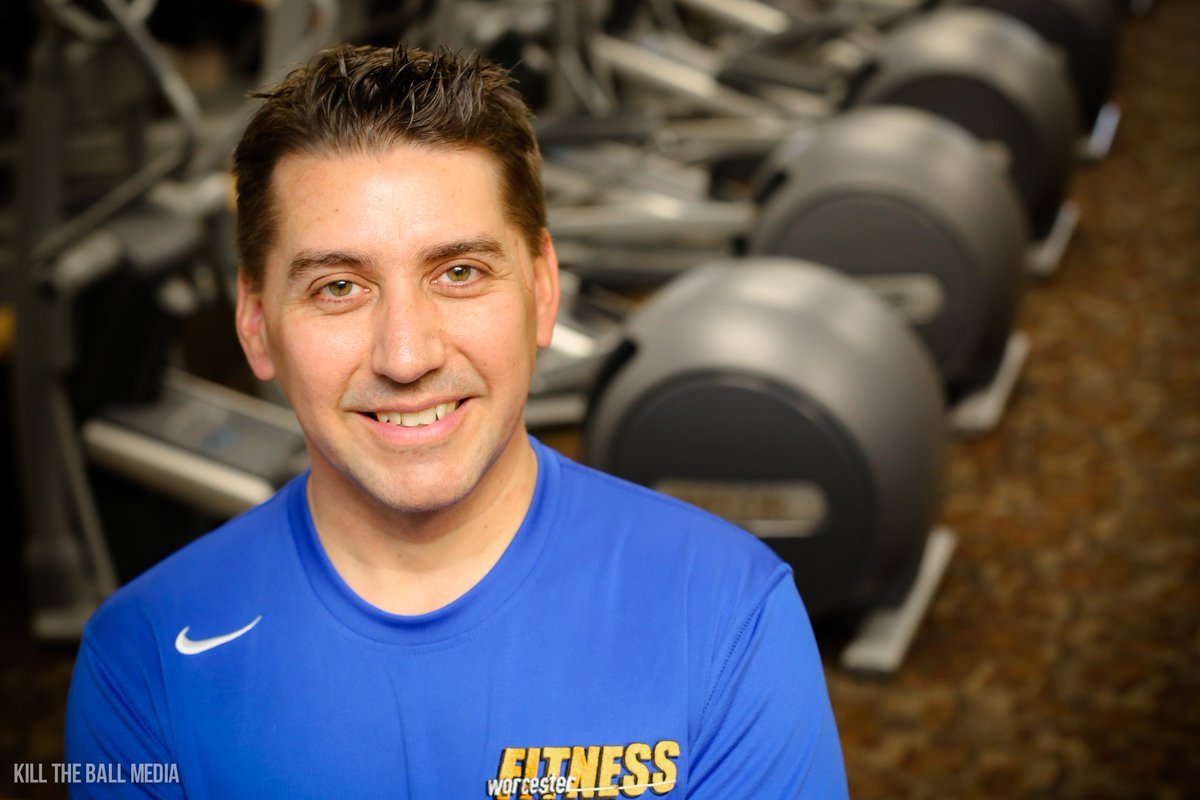 3588ca66a4 Worcester Fitness Director of Massage Therapy Steve Dozois