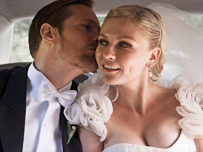 Happy birthday Kirsten Dunst, happy birthday Lars Von Trier.