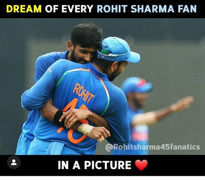 Happy birthday rohit sharma i love hero