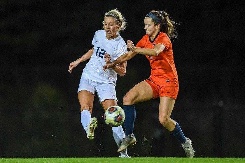 Yesterday Stone Bridge girls soccer battled Briar Woods to a 2-2 ties.  Photos available here: http://bit.ly/2XZjI1j  @Bulldog_Tribune @SBHS_Athletics @BW_falconfrenzy@BWHSAthletics @BWGVS @SBHS_soccer