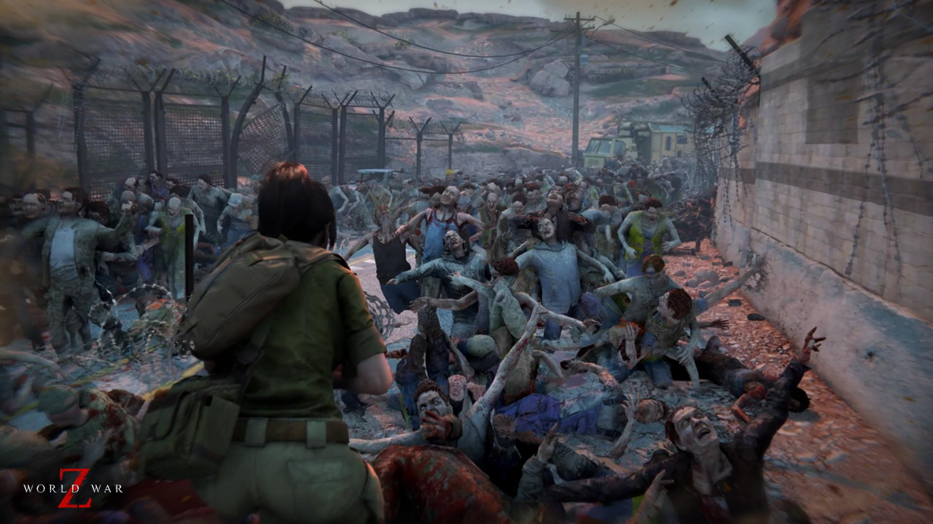 World War Z Game On Twitter Our Pc Patch Is Now Live Bringing