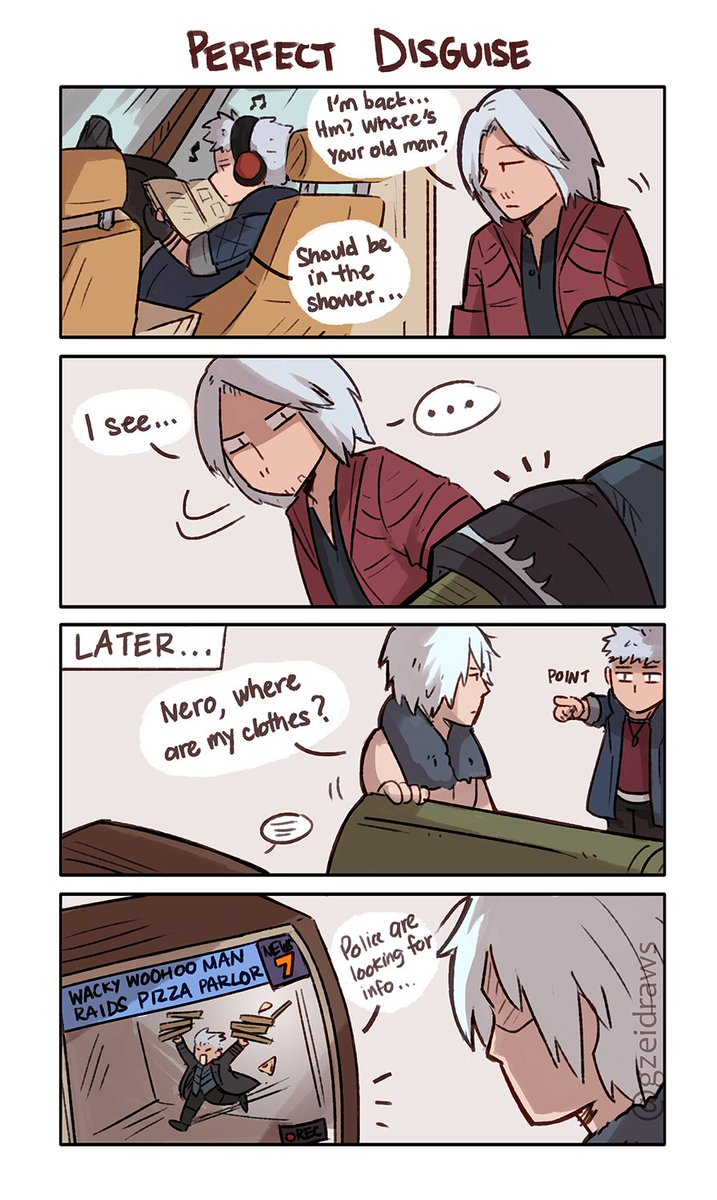 Vergil's Motivational Life #21 #DMC5 #DevilMayCry5