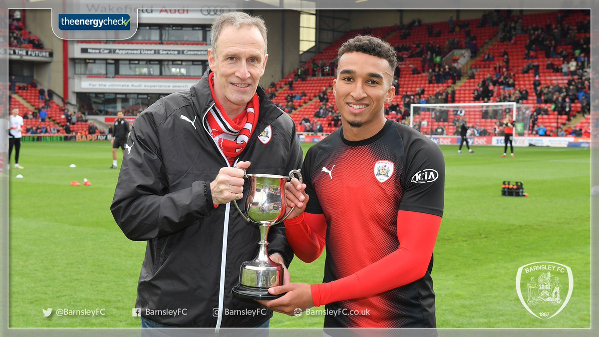 💬🏆 | Get the reaction from your Young Player of the Year for the 2018/19 campaign, @jacob_browny8 as he remarks upon his fantastic season.   INTERVIEW ➡️ http://bit.ly/BrownYPOTY  #NotJustAGame | #COYR