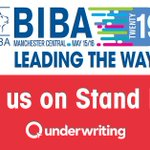 We are really looking forward to exhibiting at BIBA as part of Q Underwriting alongside our colleagues from aQmen Underwriting and TFP Schemes. Come and see us on stand D28.