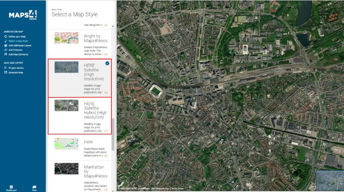 Maps4News on Twitter: