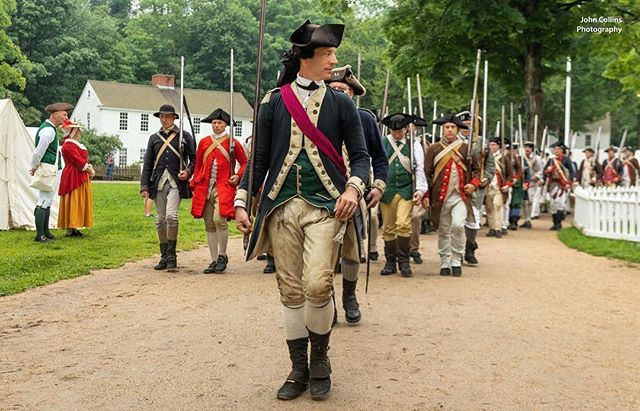 This war will not be fought on some distant battlefield, but among us, among our homes. Our children will witness it with their own eyes. #revolutionarywar #reenactment #patriots #newengland #massachusetts #history https://t.co/P7M43DGq7d