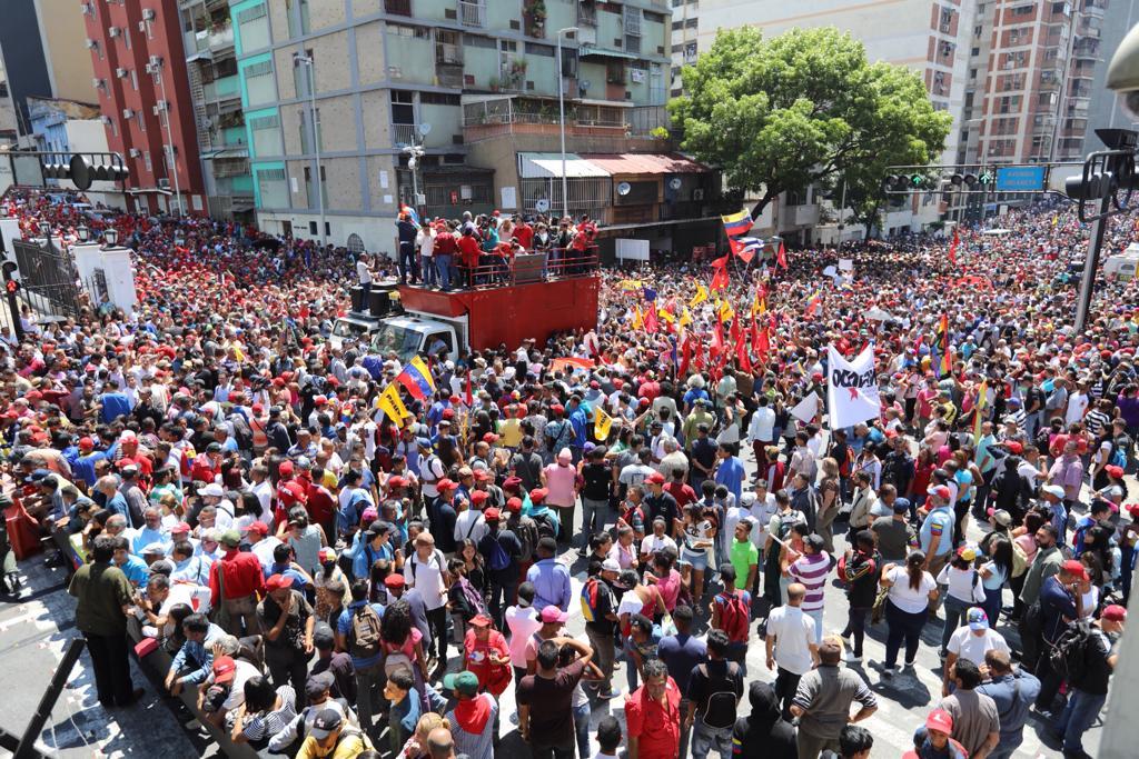 "Maduro: ""¡El Imperialismo quiere matarme!"" - Página 2 D5aYnddWsAA5nrS"