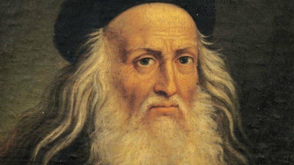 #HallazgoHistórico | A 500 años de su muerte, hallan pelo de Da Vinci y ahora podrán rastrear su ADN