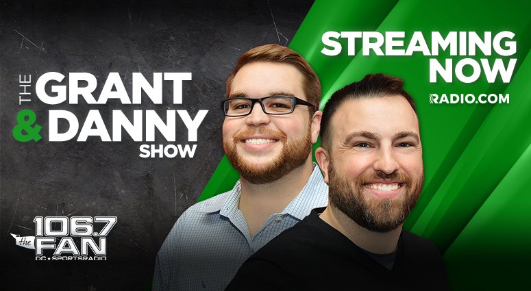 Now on @granthpaulsen and @funnydanny: @ryanwilsonCBS joins to look back on the Redskins draft picks and discuss some of the major storylines around the draft!  STREAM: https://app.radio.com/listen-live-1067-the-fan …