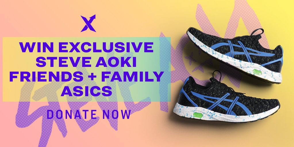 229b99b733f74 Get your donation in before this ends on May 3  https   stockx.com charity steve-aoki-foundation-charity-campaign  …pic.twitter.com YR5DaAKsnF