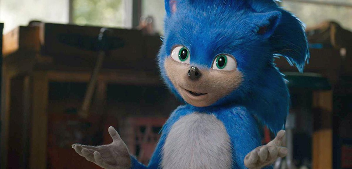 Sonic the Hedgehog Trailer Unveiled