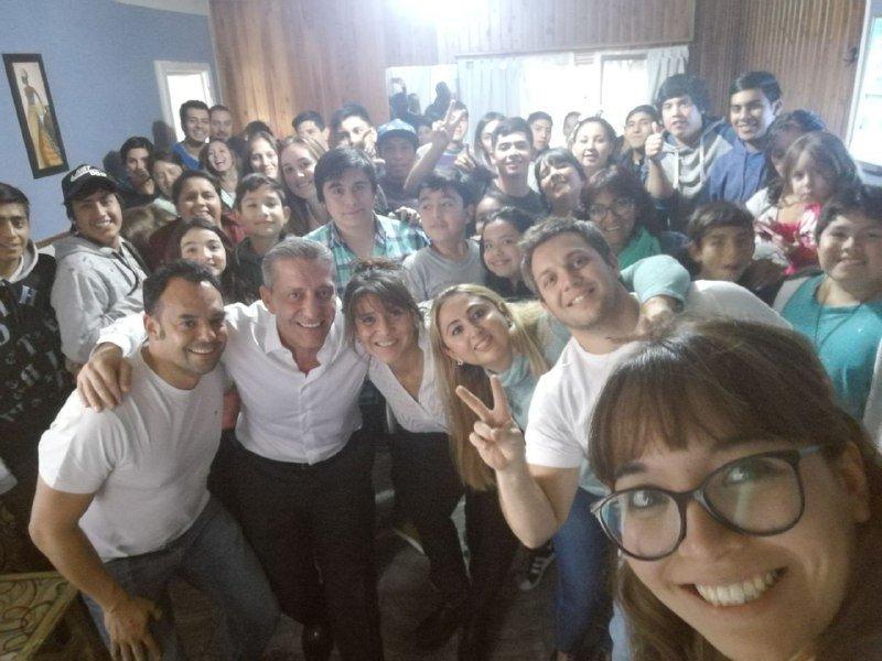 #JuventudAlFrente #ChubutAlFrente #ArcioniSastre2019