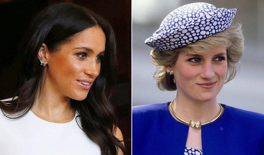Baby Sussex con il nome preferito della principessa Diana.