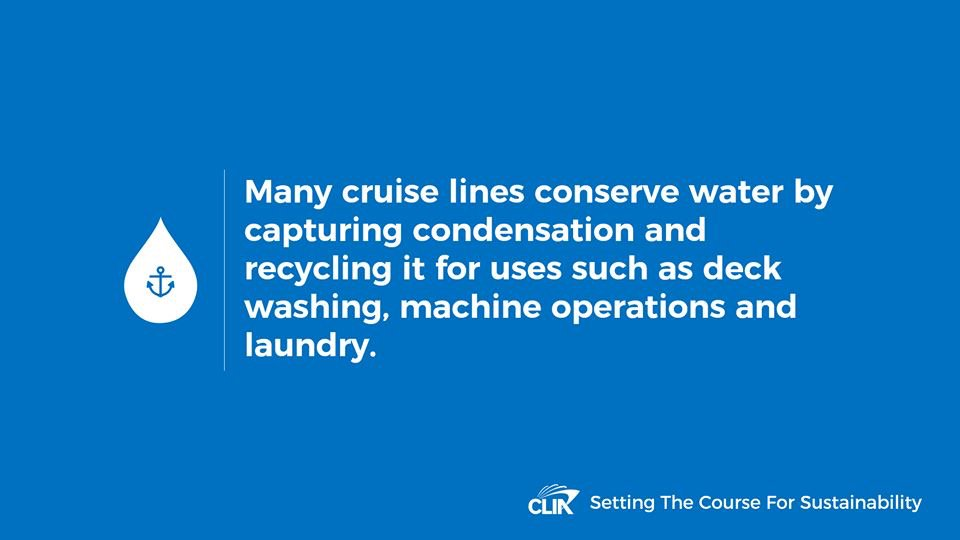 The global cruise industry is hard at work protecting and sustaining the environment #WeAreCruise https://t.co/v3djkymvtf