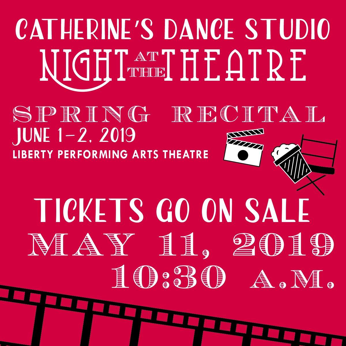 11d3516ba722 Bookmark this page to get your tickets online   https   bit.ly 2qmRPjx .   dancerecital  catherinesdancestudio   recitalticketspic.twitter.com 88z5T5JS81