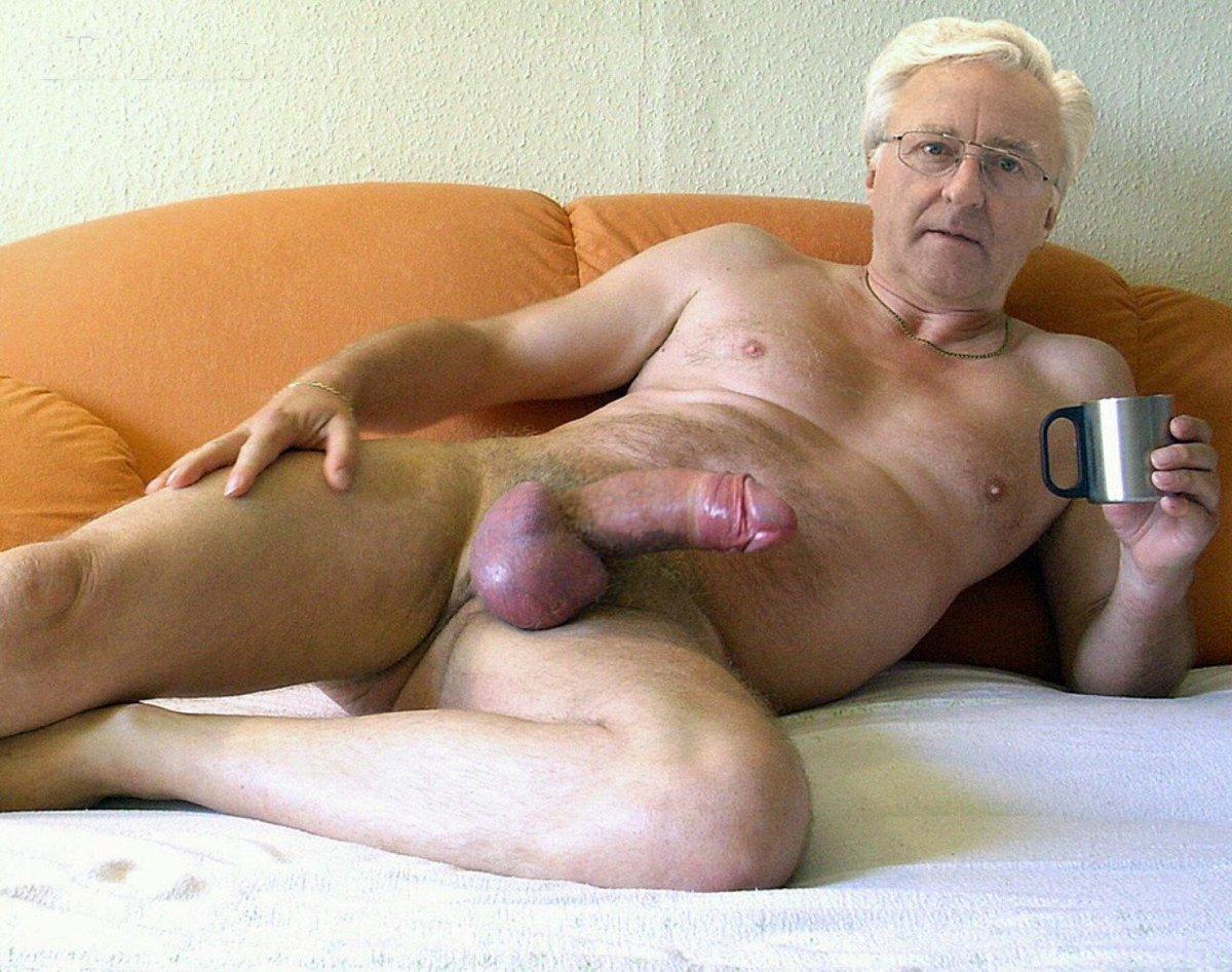 Naked Grandpa Older