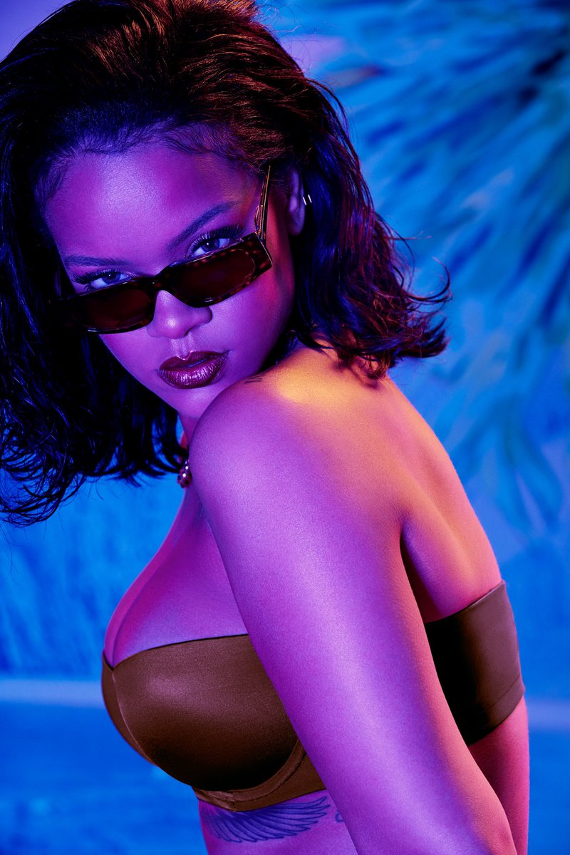 Ready for the midnight May drop? Don't sleep on the new @savagexfenty. Get it May 1st!