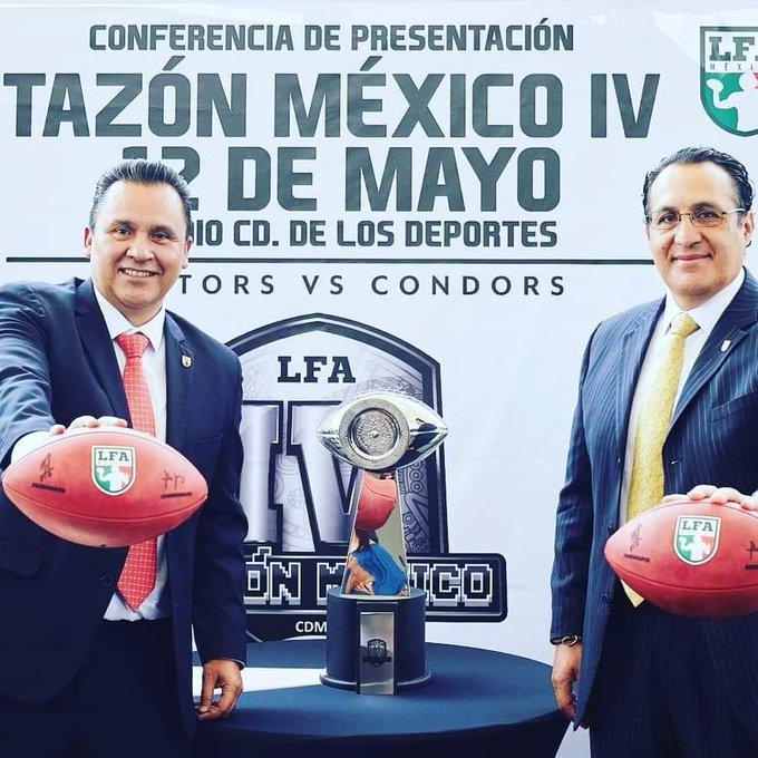 Tazón México IV