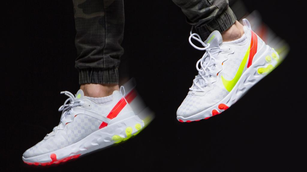 quality design 6ae5f 8964e get out of your element nike react element 55 is here in an all new color