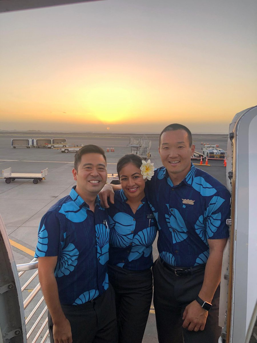 Hawaiian Airlines On Twitter This Is Why I Love My Job When Work