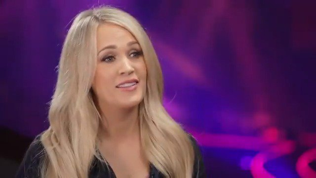 "Despite Being a ""Planner,"" Carrie Underwood Isn't Sure If She'll Have More Kids or Not"
