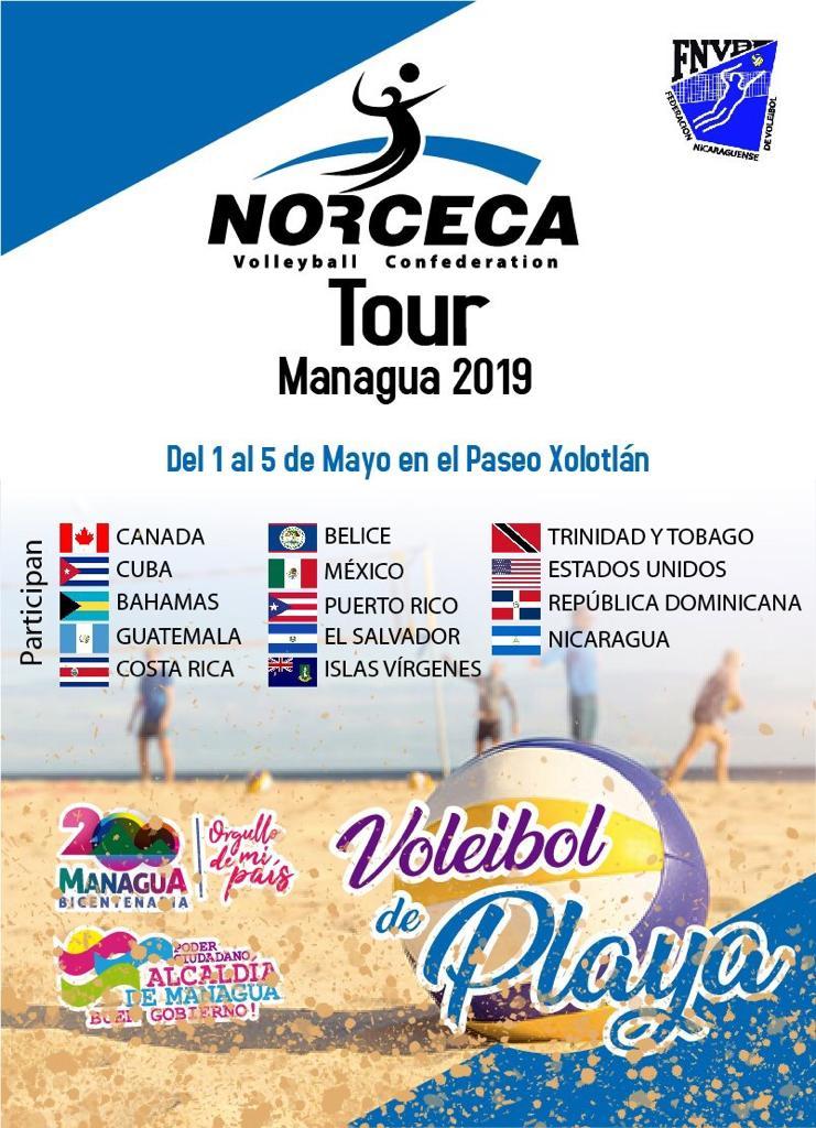 #NicaraguaLinda Otro gran evento deportivo de nivel mundial y con entrada gratis a partir de este miércoles. #NicaraguaPazYBien   #SandinoSiempre #PLOMO19  #TomasAvanzamosALaRevolución