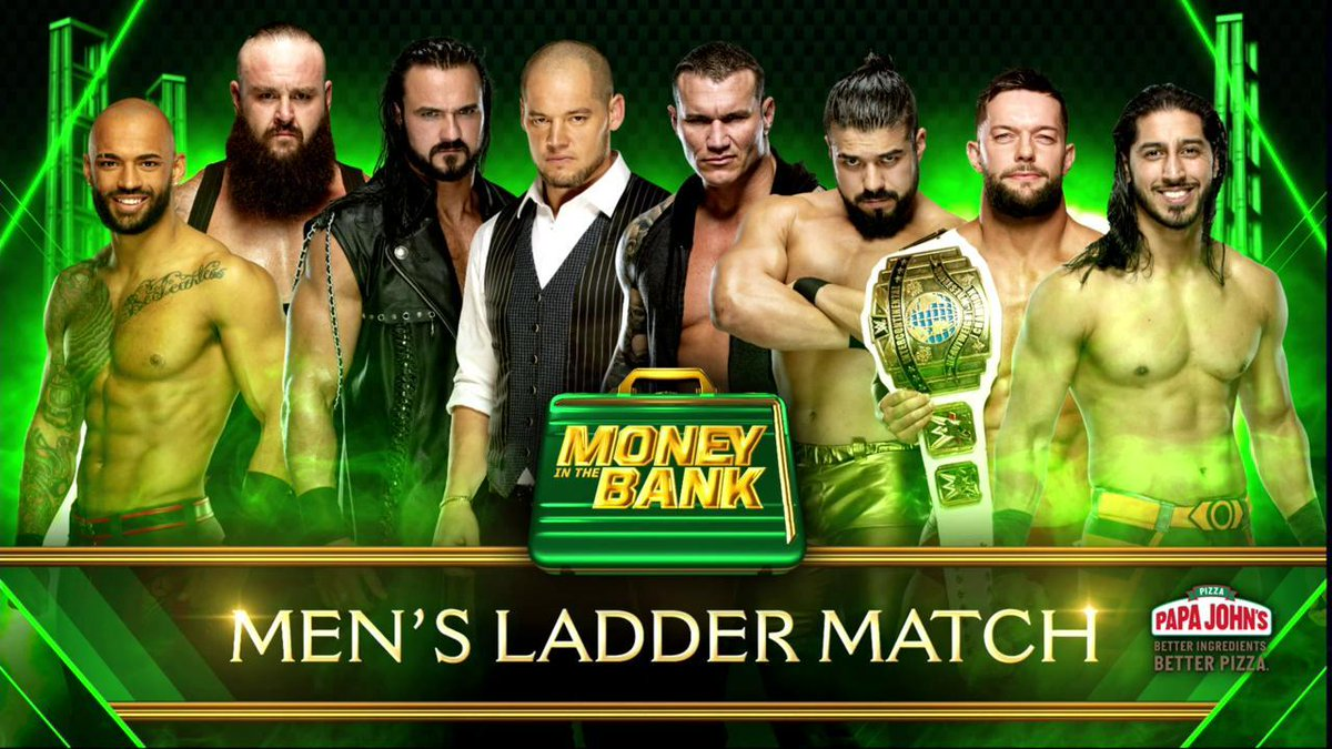 Top Superstars Announced For The WWE Money In The Bank Ladder Matches