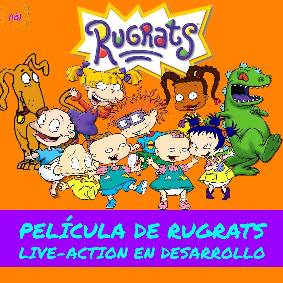 🎬 #PELÍCULAS 🍿 | Película de los #Rugrats live-action en desarrollo 👶🏻🍼🦖  #DavidBowers, el director de #DiaryOfAWimpyKid fue llamado por #Nickelodeon y #Paramount para dirigir el filme que será un híbrido Live-action y CG (Generado por computadora)