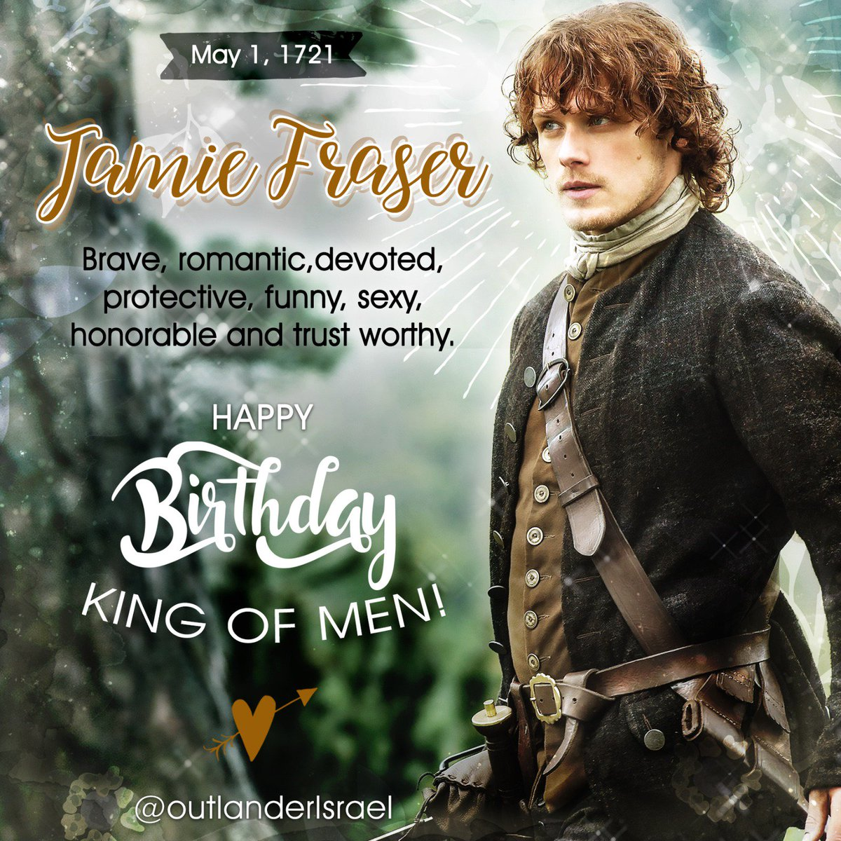 Happy birthday to our #kingofmen, Mr  James Alexander