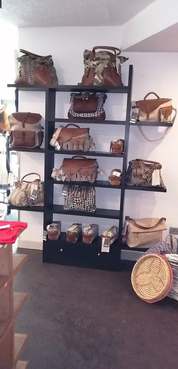 d42325b4974a If you are ever in  AddisAbaba check out  store251 at  JupiterIntHotel.  They have some awesome ethically made products like leather bags