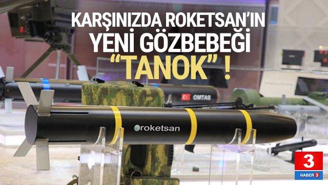 تعرف على قذيفه دبابات Tanok الموجهه ليزريا من انتاج شركة roketsan التركيه  D5d9QFGUYAA2F3O