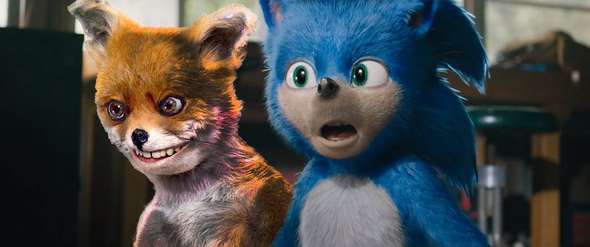 Mike Mozart Pop Artist Mimo On Twitter Tails What Have They Done To Tails In The New Sonic The Hedgehog Movie These Are Actual Images Sonic Sonicmovie Sonicthehedgehog Sonictrailer Tails Https T Co Dqla7cwjzo