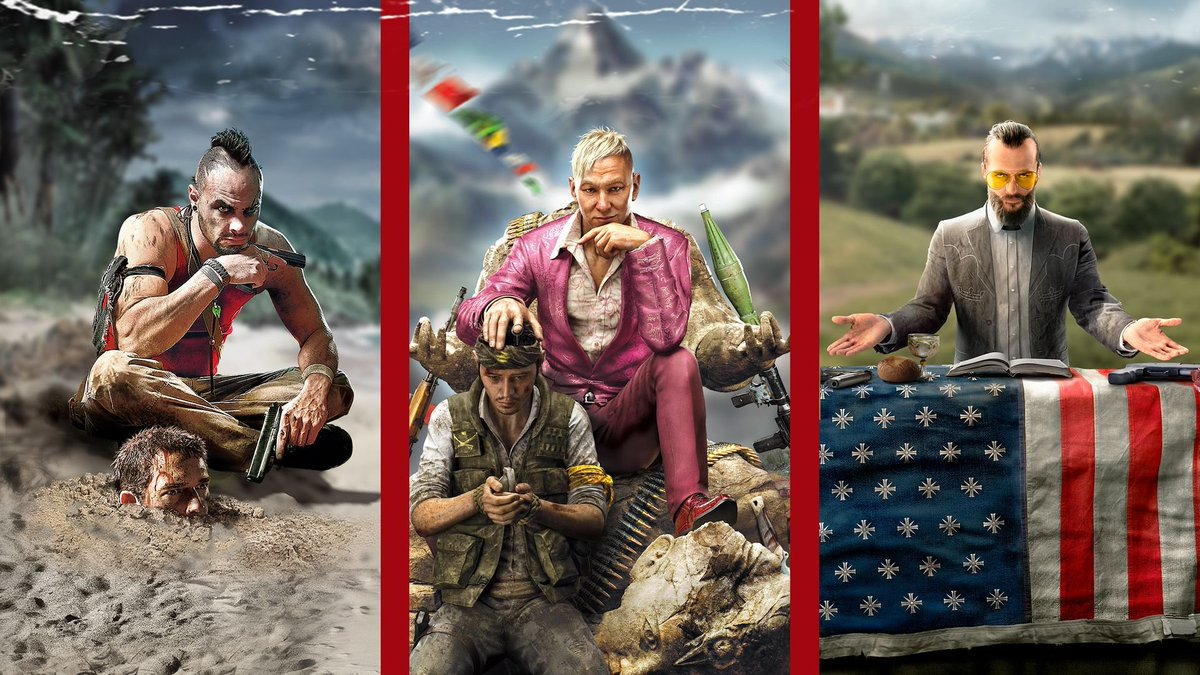Larry Hryb On Twitter Far Cry Insanity Bundle Farcrygame Is Now Available For Xbox One Includes Far Cry 3 Classic Edition Far Cry 4 And Far Cry 5 Https T Co Kndnsyprdd Https T Co 5nsgwihpzq