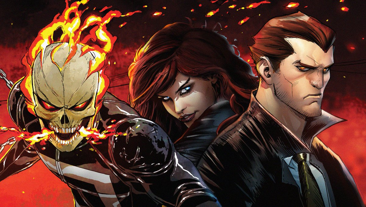 Marvel's Ghost Rider is coming soon, only on @hulu.