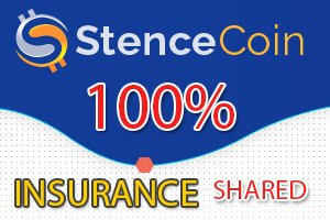Image for STENCE COIN Insurance shared!