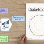 Image for the Tweet beginning: Did you know that Diabetologia