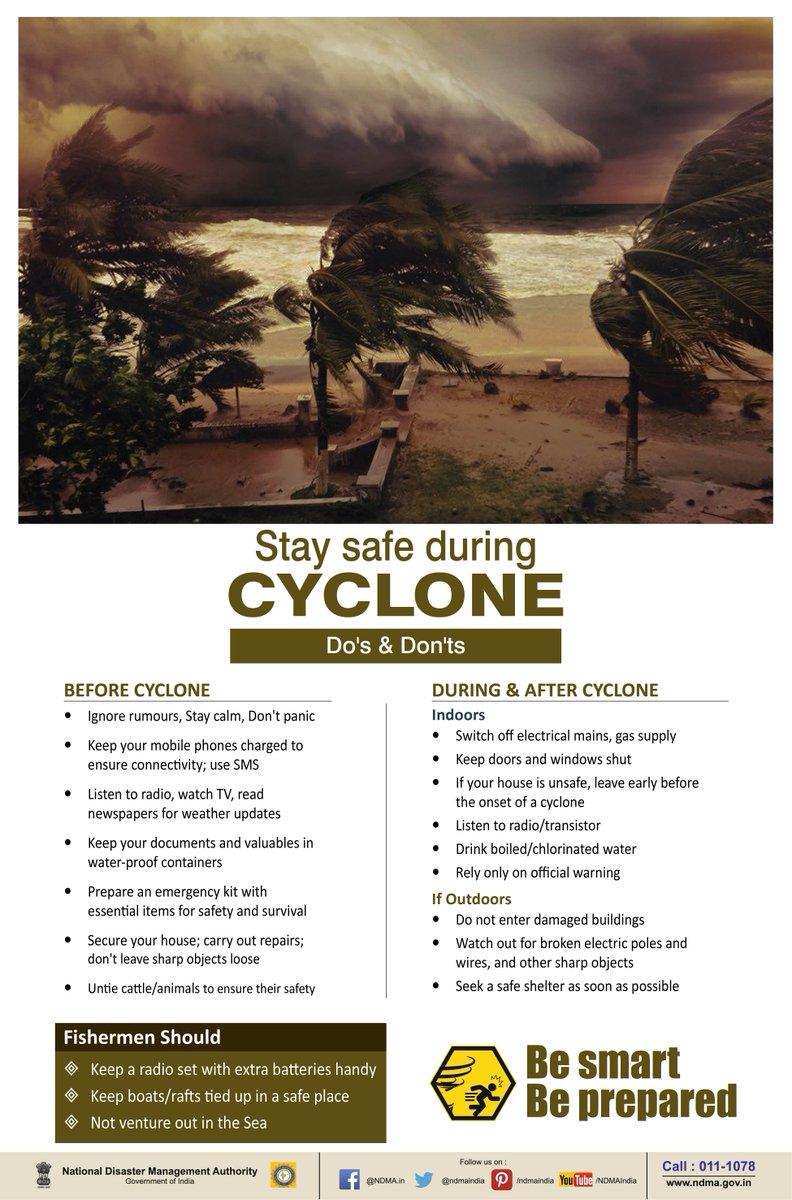 Cyclone Fani: India evacuates 800,000 from coastal areas | World
