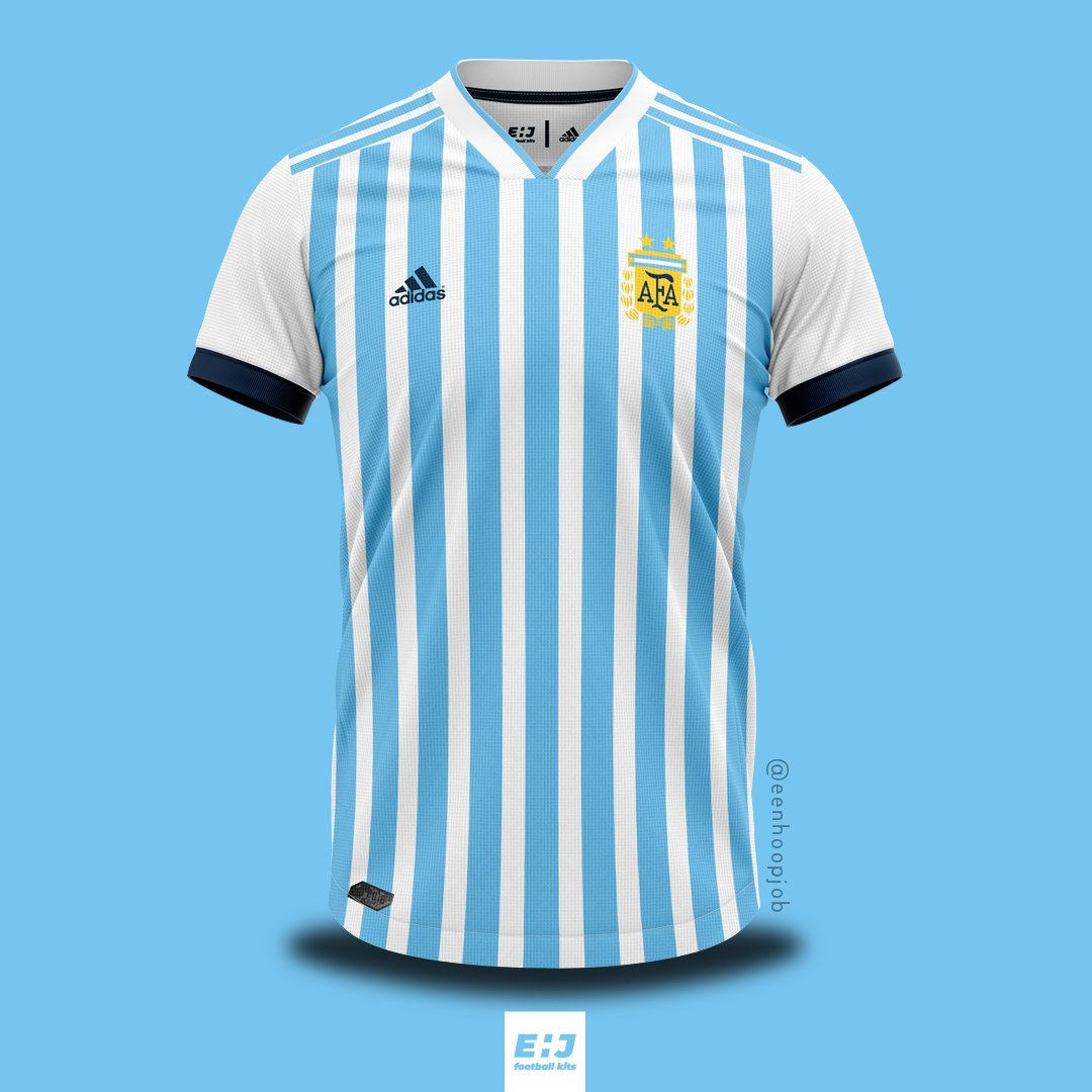 22557027e Job - Eenhoopjob Football Kit Designs ·  eenhoopjob. a month ago. Argentina  x Adidas concepts. Please rate 1-10. Thoughts about these designs