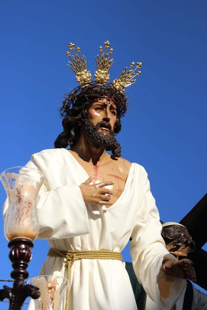 Resultado de imagen de rosario de san jerónimo sevilla