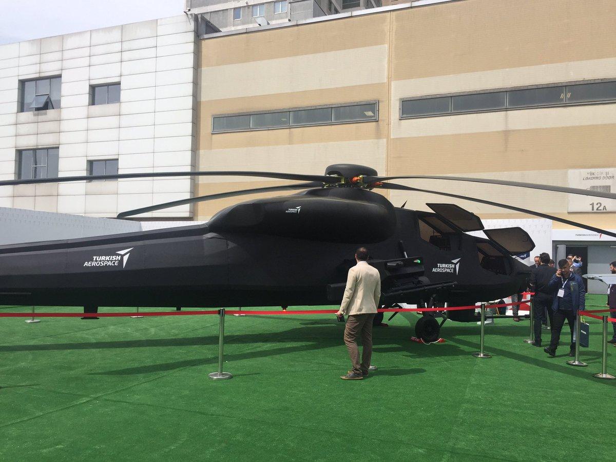 Ударный вертолет ATAK-2