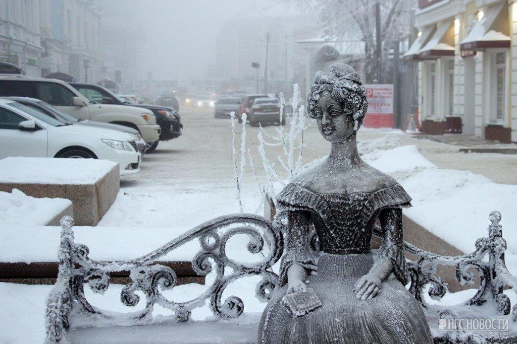 такой красивые фото омска зимой образования доброкачественного