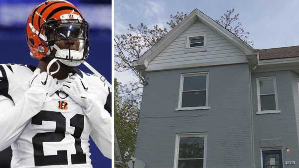Bengals Darqueze Dennard gifts renovated home to family with 9 children bit.ly/2XUlDUE