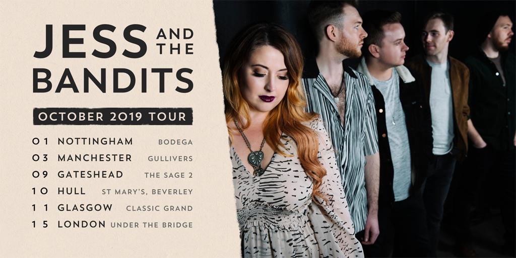 Jess And The Bandits  uk  tour