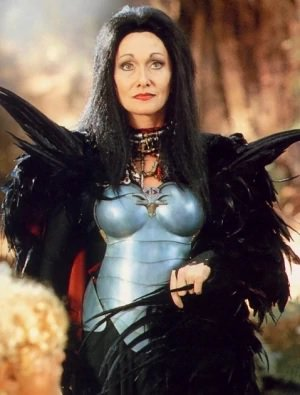 Happy birthday to Siân Phillips, who portrayed a Dathomir Force Witch in 1985\s     :                 .