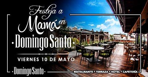Domingo Santo Hotel On Twitter El Siguiente Viernes 10 De