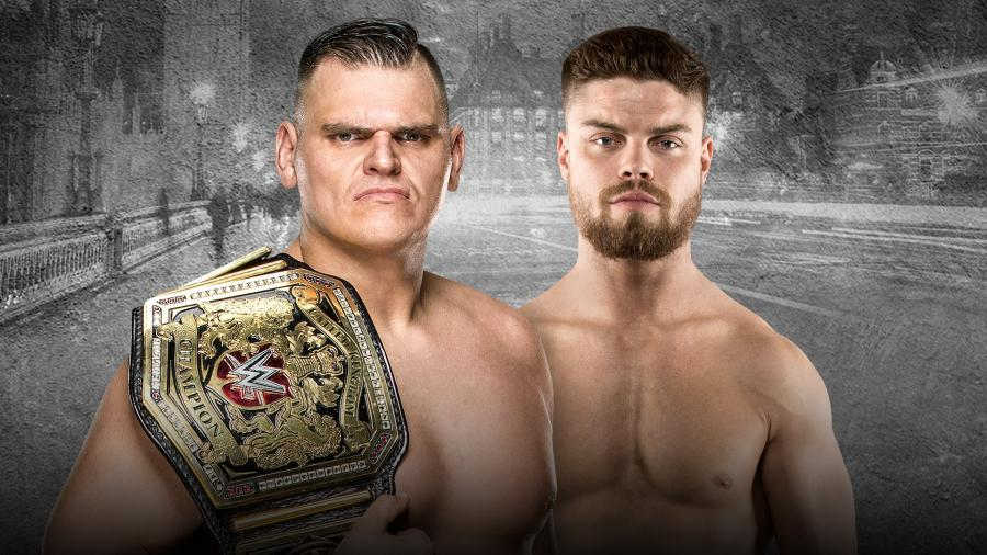 Today's #NXTUK streaming at 3 PM ET on @WWENetwork will see @WWEUK Champion @WalterAUT in action against @Jordan_Devlin1!